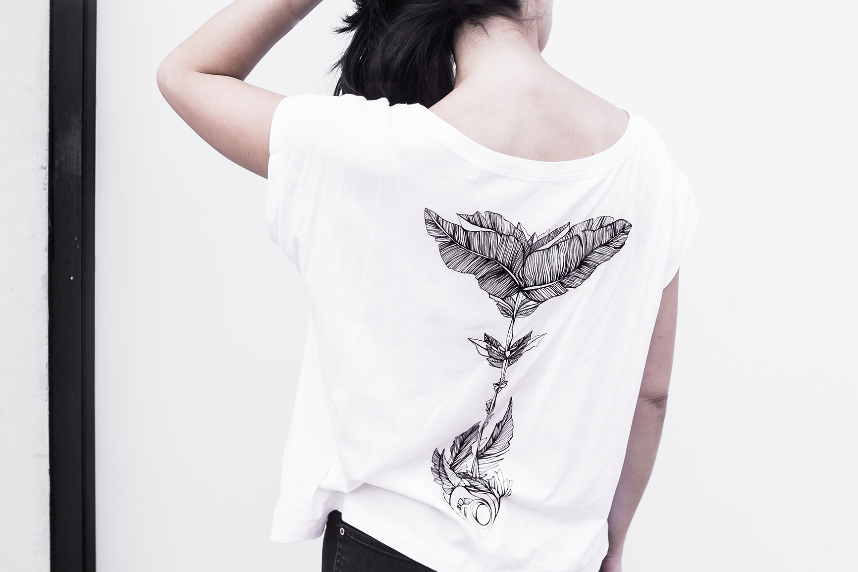 t-shirtgraphisme Poisson collectionete 18 silowane