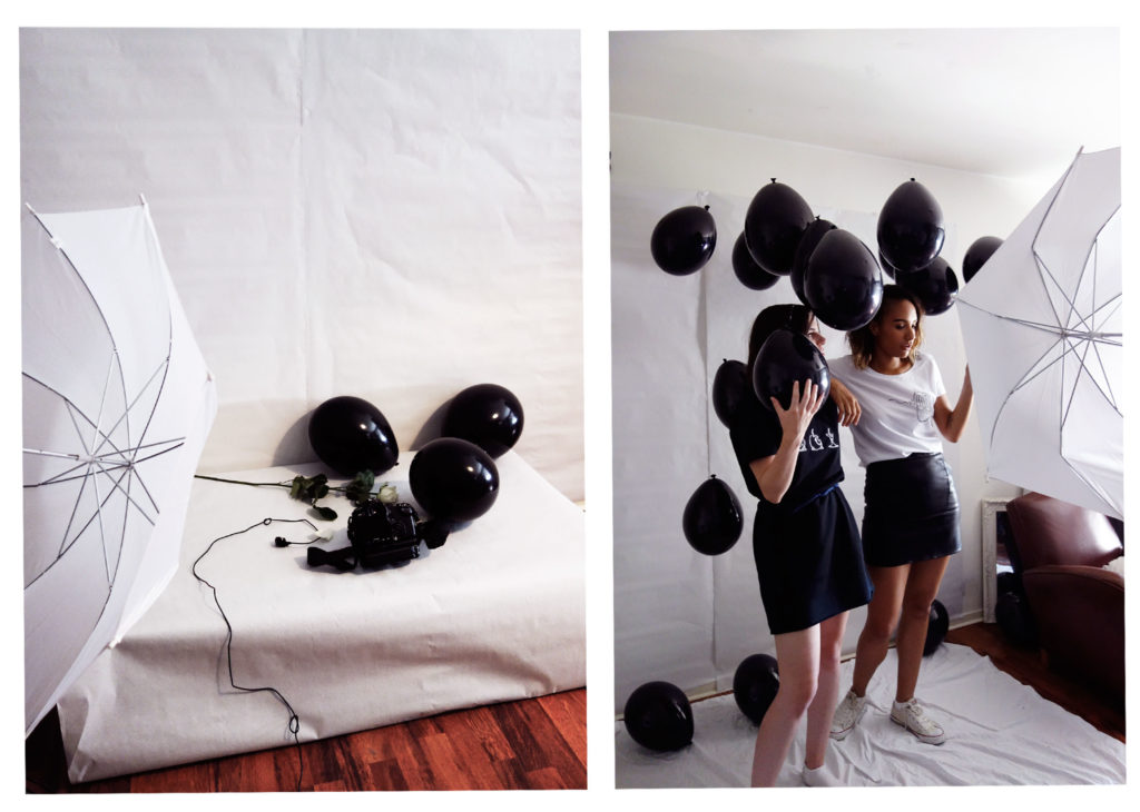 shooting noir et blanc