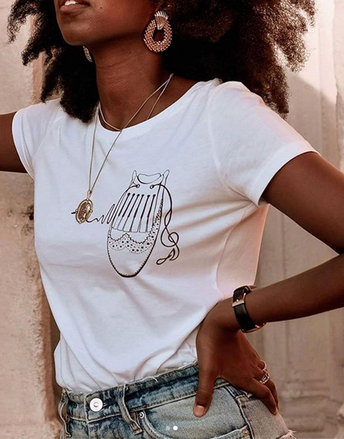 t-shirt Boogie-woogie