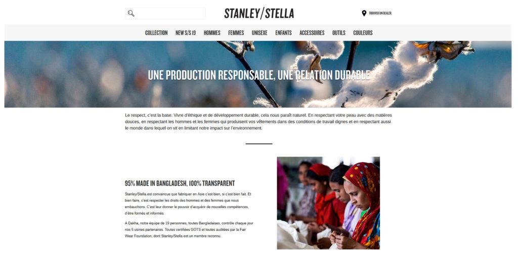 Site stanley stella