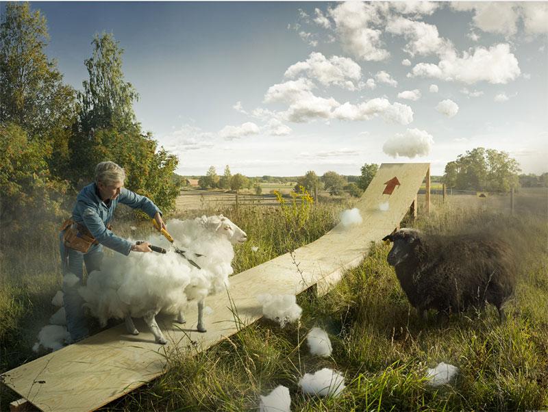 Cumulus & Thunder, 2017 Erik Johansson